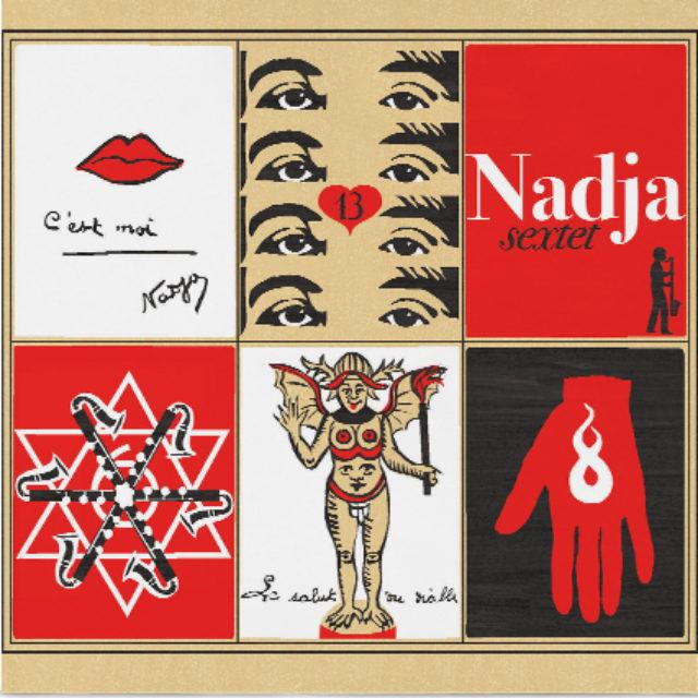 Nadja - Sextet de clarinettes basses